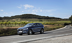 2018 Volvo XC60: Estate Level Workmanship